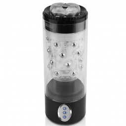 METALHARD ANILLO PENE Y TESTICULOS NUT 55MM